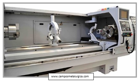 Torno CNC TR2 - 2